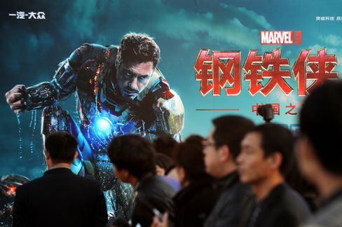 Disney Wins Approval to Open 'Iron Man 3' in China on May 3