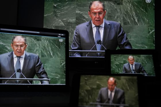 U.S. Should Do More to Ease Iran Tensions, Russia's Lavrov Says