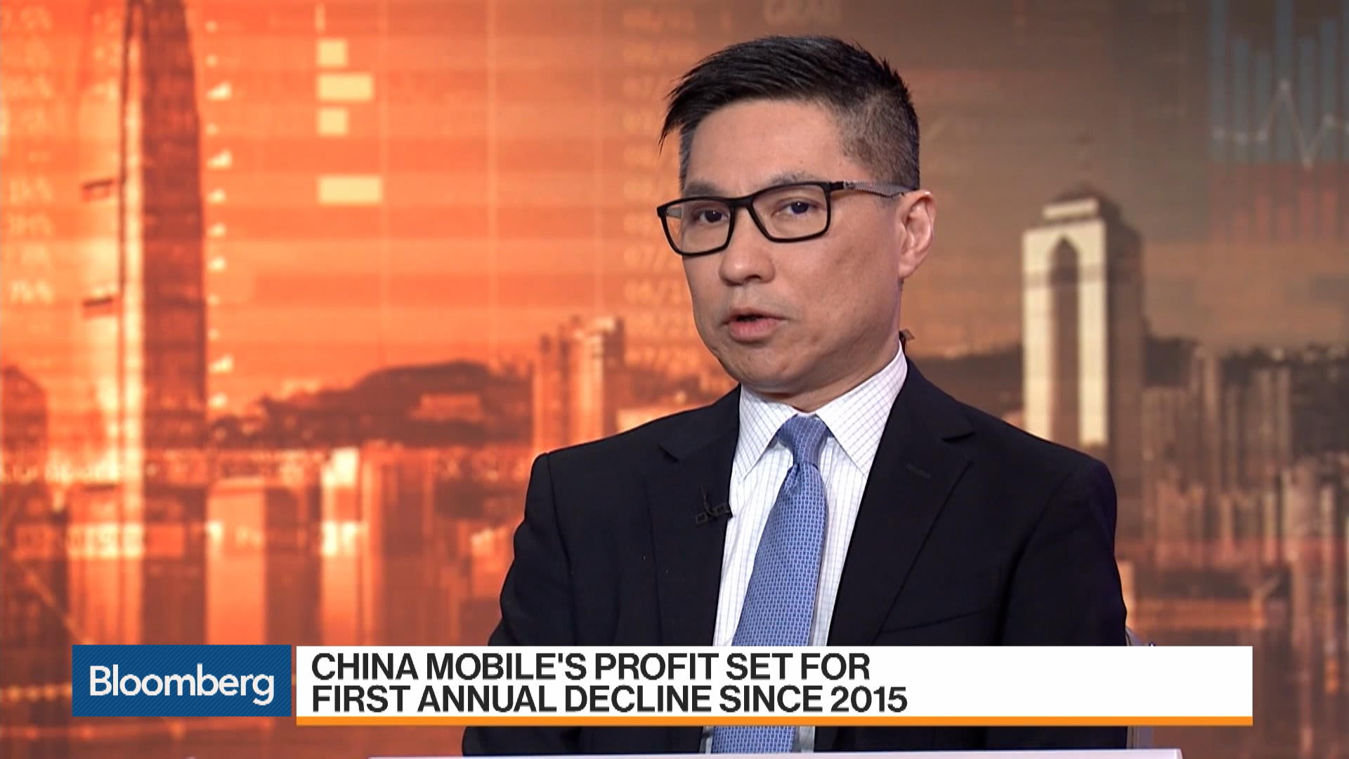 Edison Lee, Head of Telecom, Telecom Equipment Research On Chinese Mobile Phone Operators