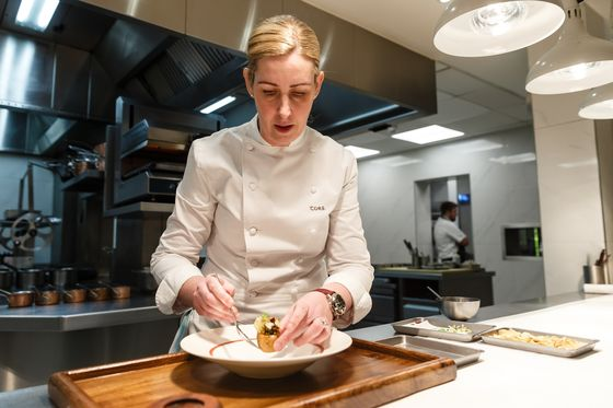 The London Chef WithThree Stars and 20,000 Dinner Cancellations