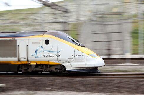Eurostar Sees a Future Beyond Channel Crossings