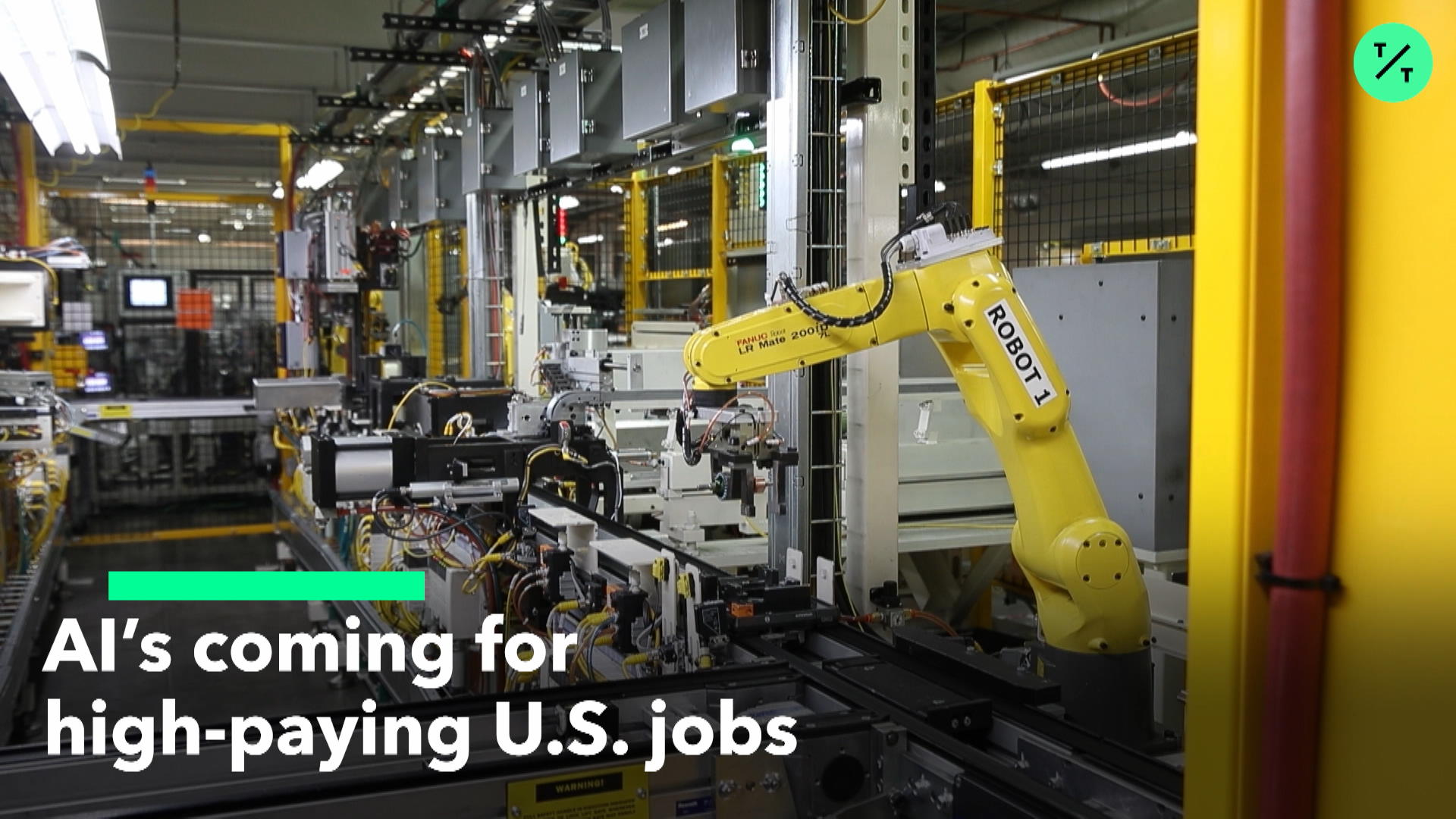AI Hits White-Collar Jobs
