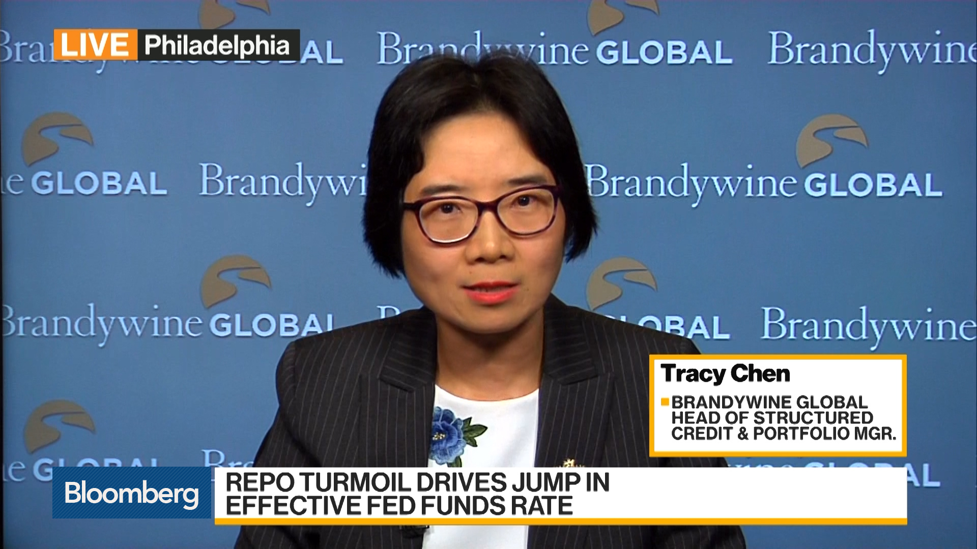 Tracy Chan, Brandywine Global Investment Management Portfolio Manager on Fed Policy, Credit Markets