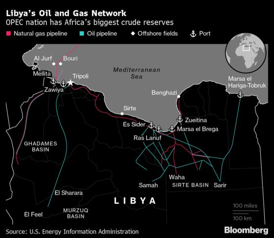 Turkey Discussing Oil and Gas Exploration in Libya
