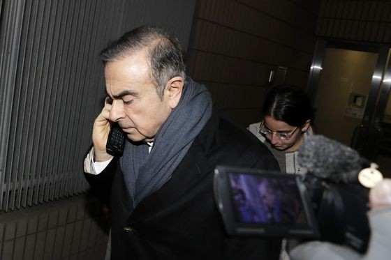 New Ghosn Charges May Flip the Narrative on Deposed Auto Titan