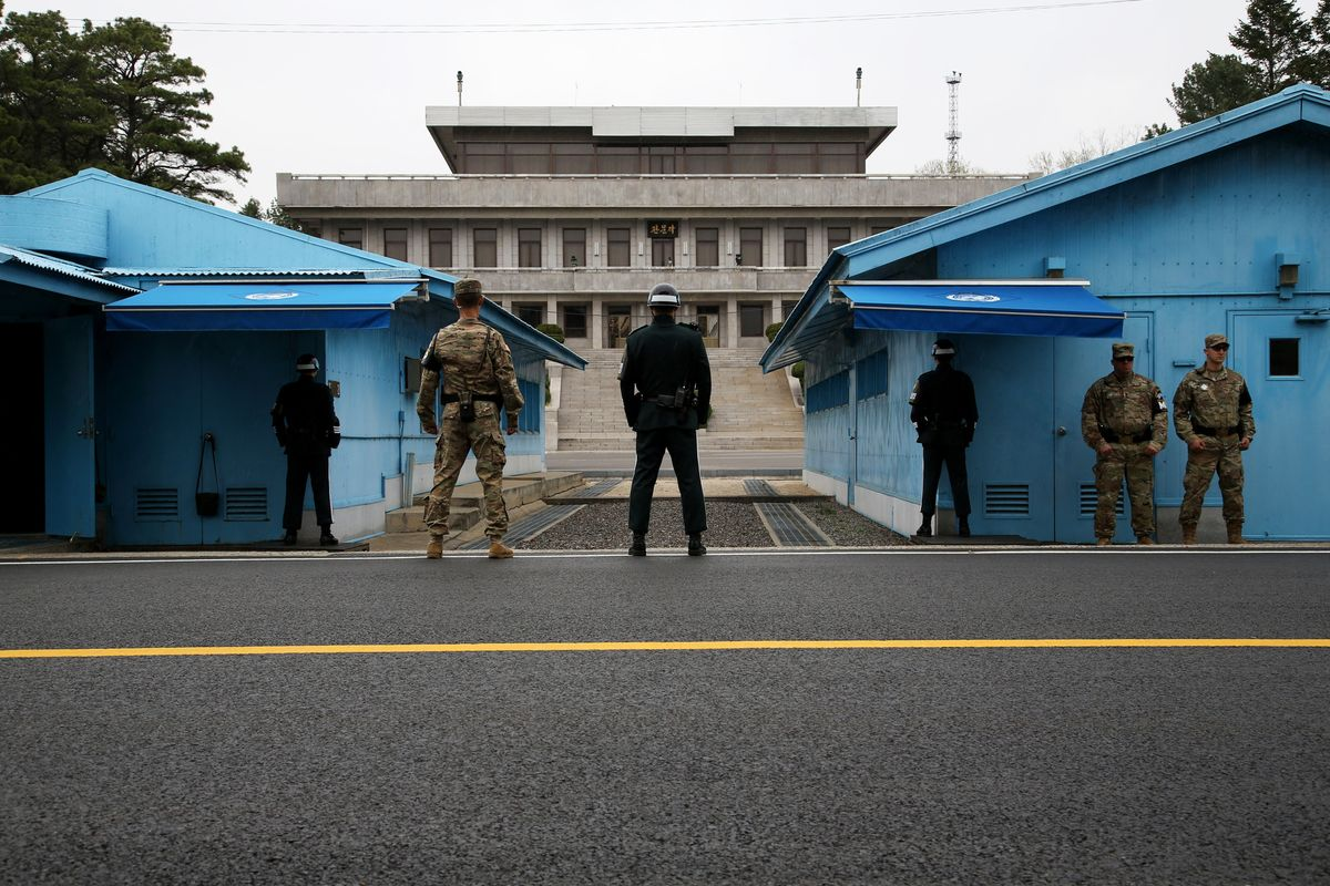 Bolton Seeks `Real Indication' From North Korea Before a