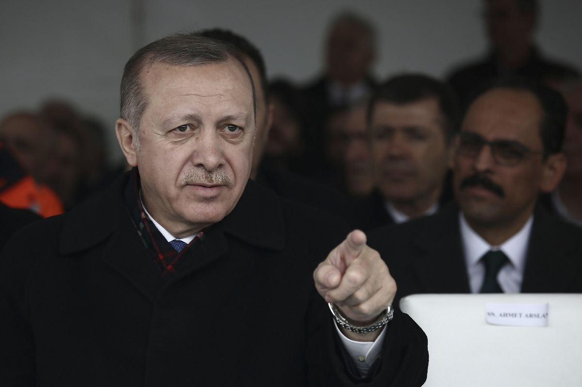 Turkish president calls early elections