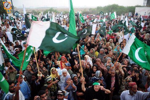 Pakistan Says Progress in Repairing U.S. Ties was Erased