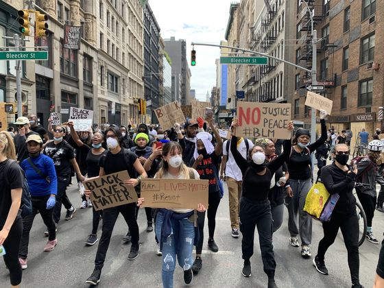 An Angry Michael Novogratz Reflects on New York City Unrest