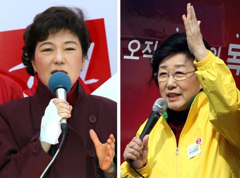 S. Korea Ruling Party Risks Election Loss Ahead of North Launch