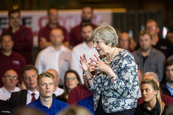 Theresa May Still Thinks Brexit Deal With EU Likelier Than Not
