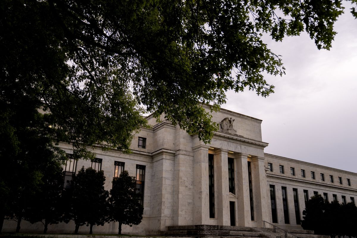 Drowning in Cash, Money Markets Seek Another Life Raft From Fed
