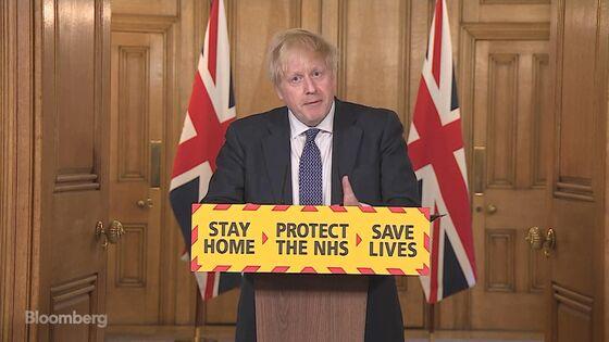Boris Johnson Pledges Lockdown Exit Plan With U.K. Past Peak