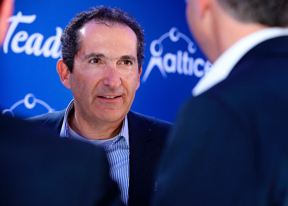 Altice Says It Has No Plan To Raise Cash Through Equity Sale Bloomberg