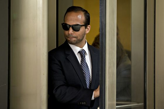 Papadopoulos Says He Can't Recall Telling Trump Campaign of Clinton Email Tip