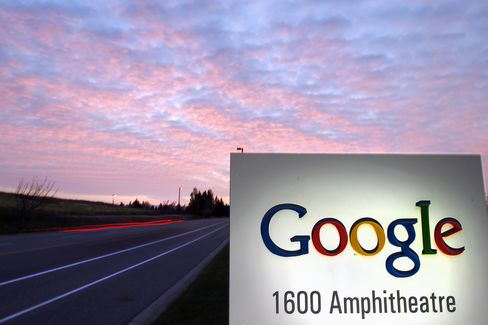 Google Declines After Biggest Increase in Costs Since 2008