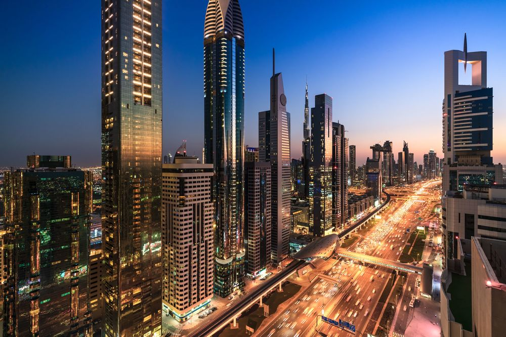 What's It Like to Visit Dubai Now? Covid Comfort as Expo Arrives - Bloomberg