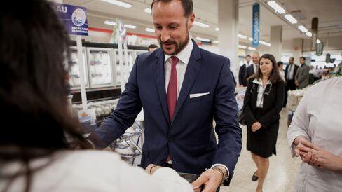 Norway's Crown Prince Haakon