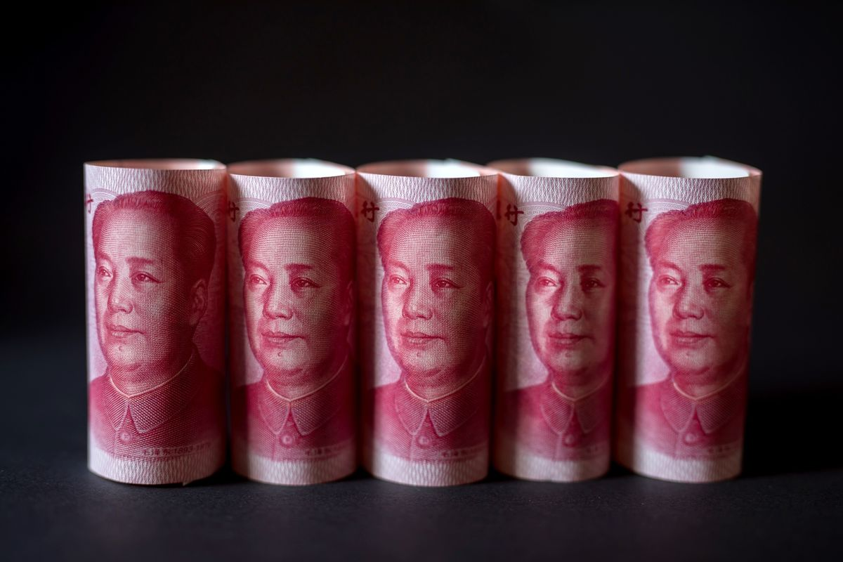 China Local Government Unit Escapes Default With Late Payment