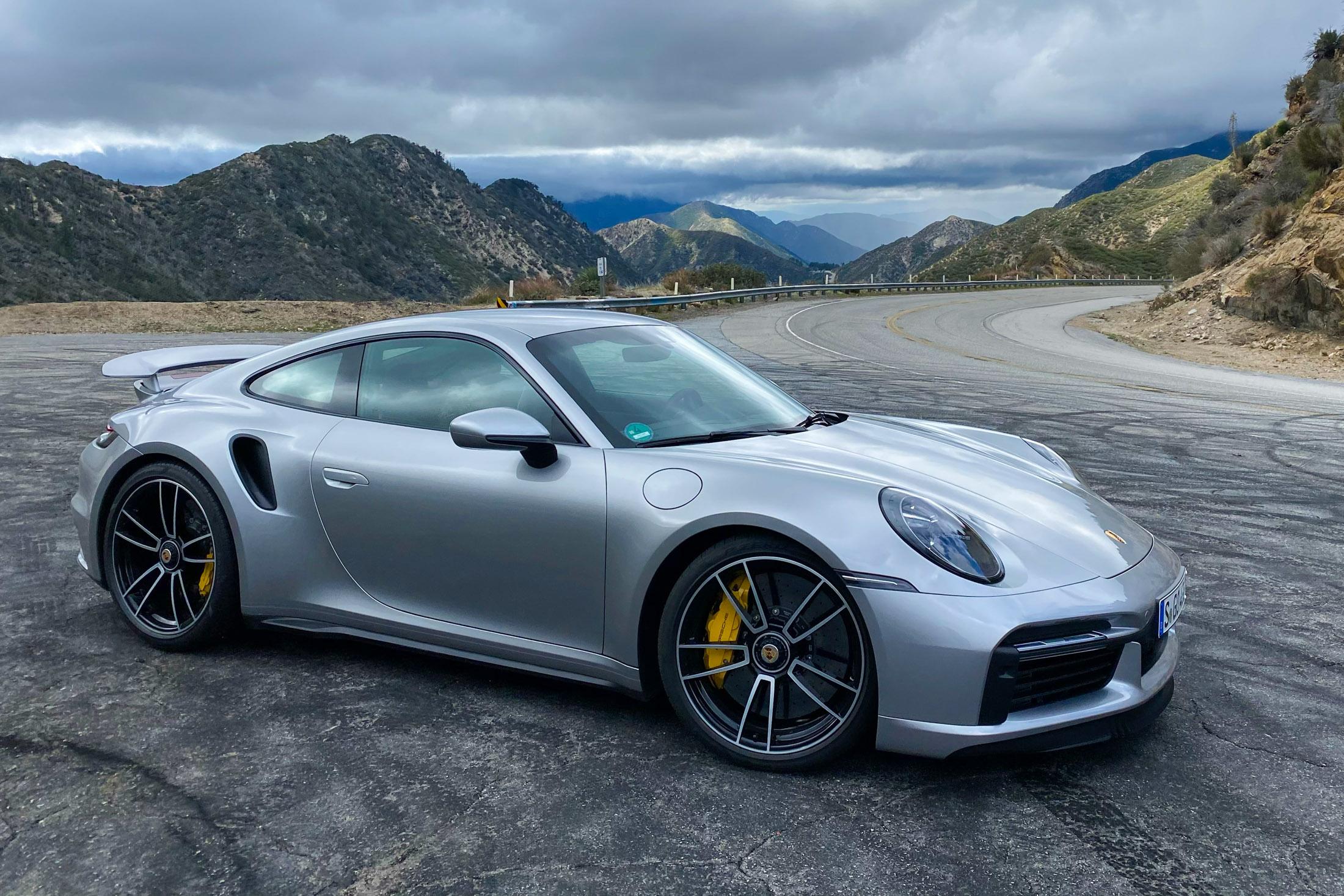 Specs 2021 Porsche 911