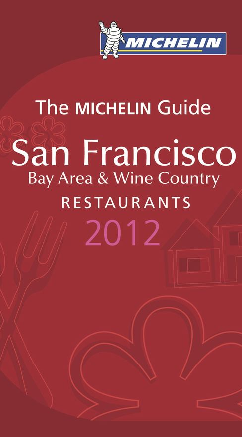 San Francisco Michelin Guide