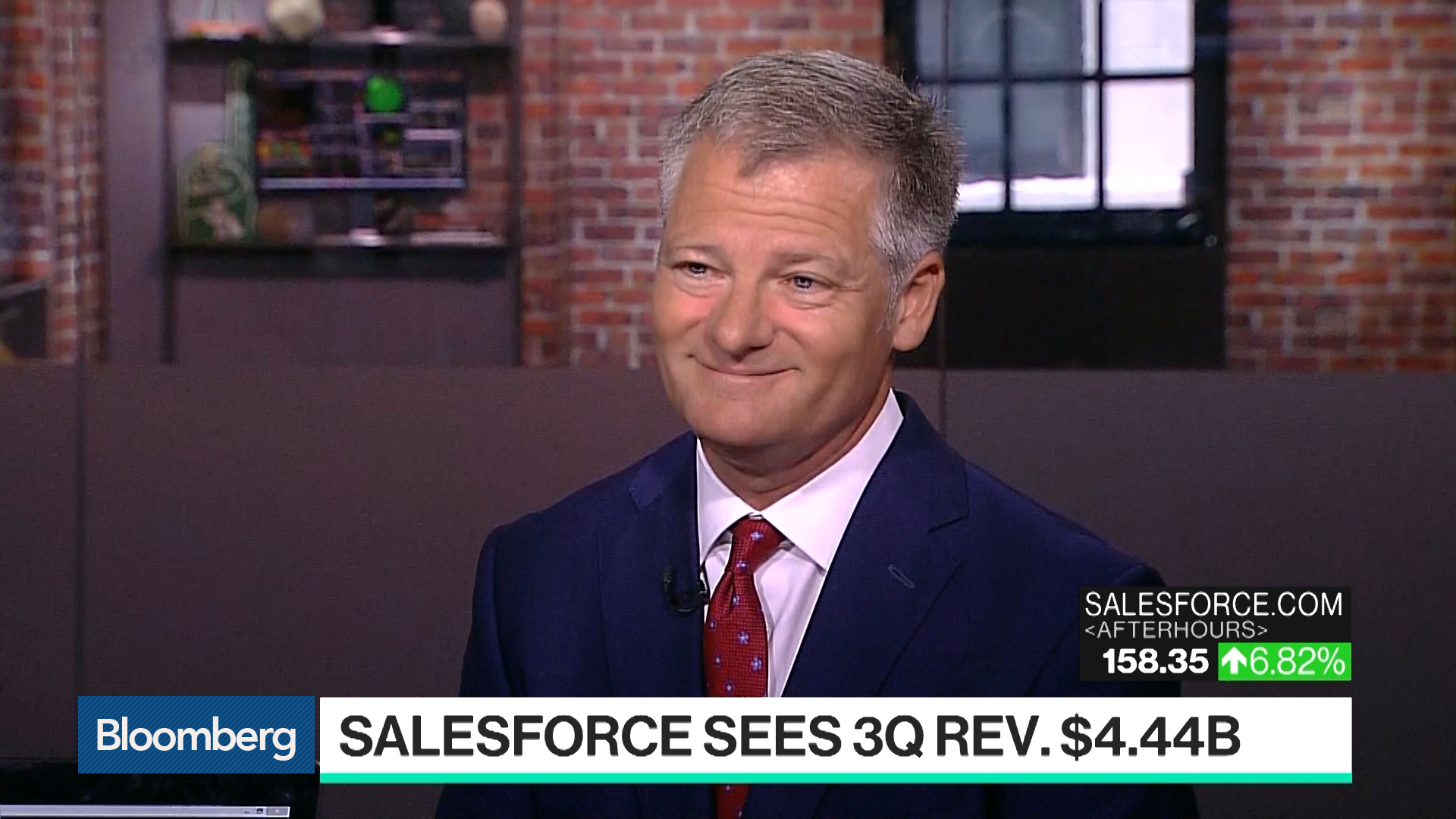 Salesforce Has to Keep Innovating Own Products: Analyst Pat Walravens