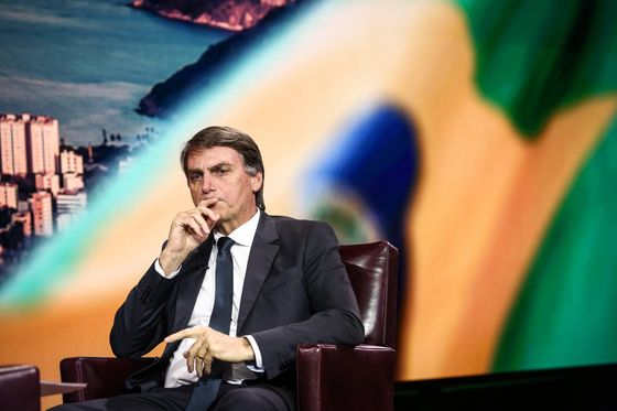Brazil's Far-Right Candidate Gains Support in Election-Eve Polls