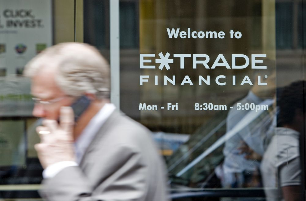 E*Trade Takeover: The Time Is Right - Bloomberg