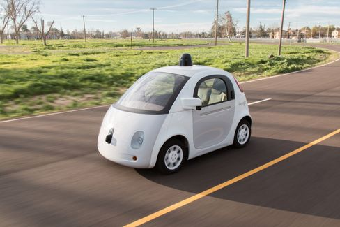 Google is one of several companies putting huge resources into driverless car research and development