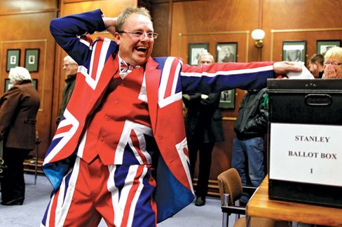 The Falkland Islands Brace for Oil Wealth