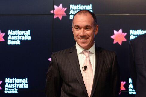 National Australia Bank Ltd. CEO Andrew Thorburn