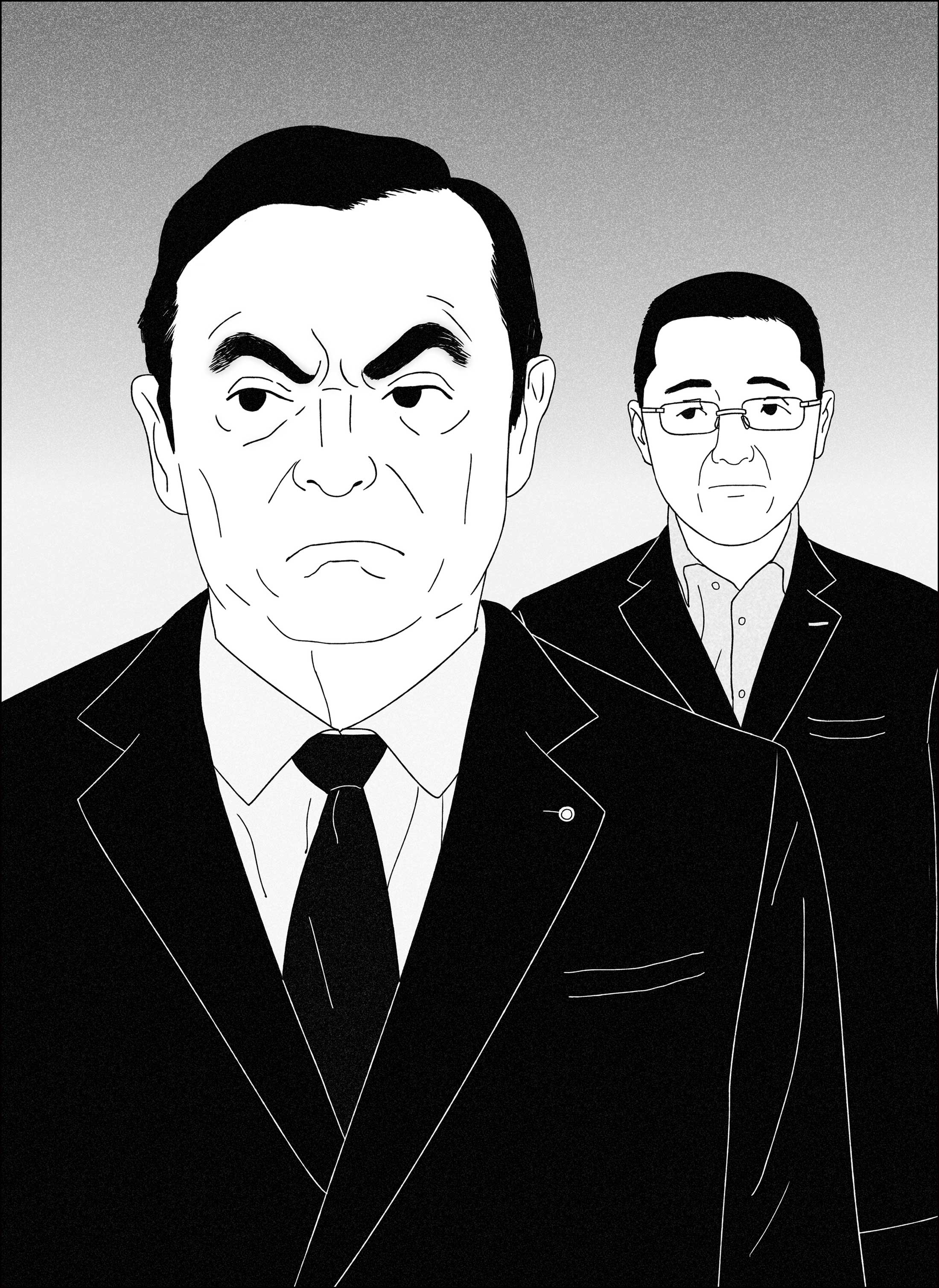 Inside the Takedown That Put Carlos Ghosn in Jail