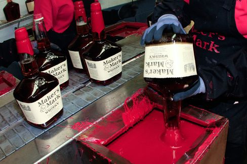 Will Bourbon Drinkers Endure a Watered-Down Maker???s Mark?