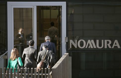 Nomura Said to Start Cutting European Investment Banking Posts