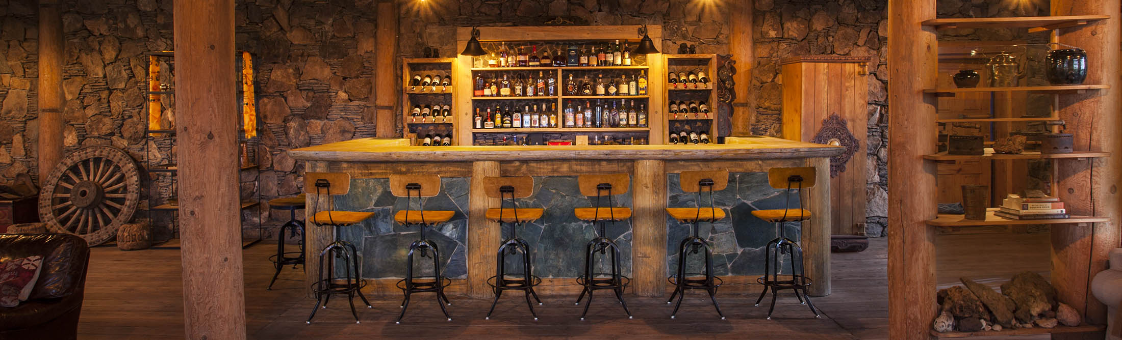 Earn Your Drink at These Incredibly Hard-to-Reach Bars and Pubs - Bloomberg