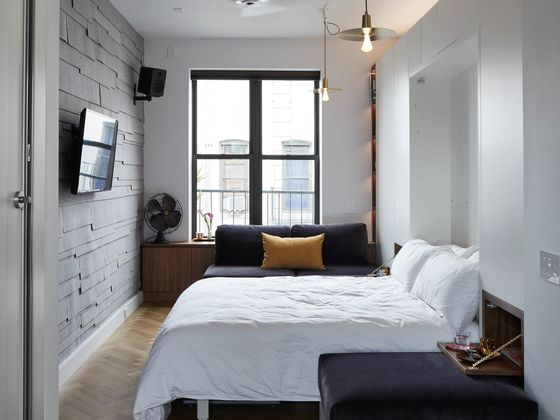 A 350-Square-Foot Apartment Is on the Market for $750,000