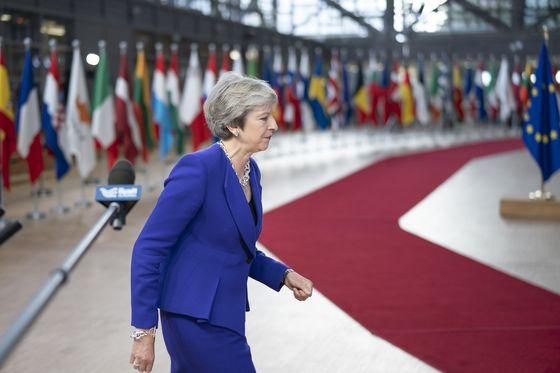 How U.K.'s May Might Chart Course Through Brexit Minefield