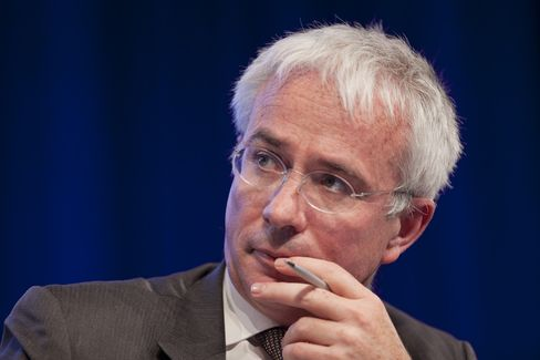 Standard Chartered Plc CEO Peter Sands