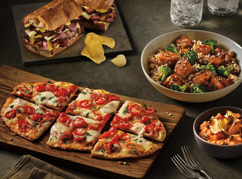 Panera Pushes Beyond Soups and Sandwiches With New Dinner Menu