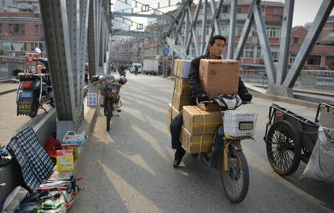 CHINA-ECONOMY-GROWTH