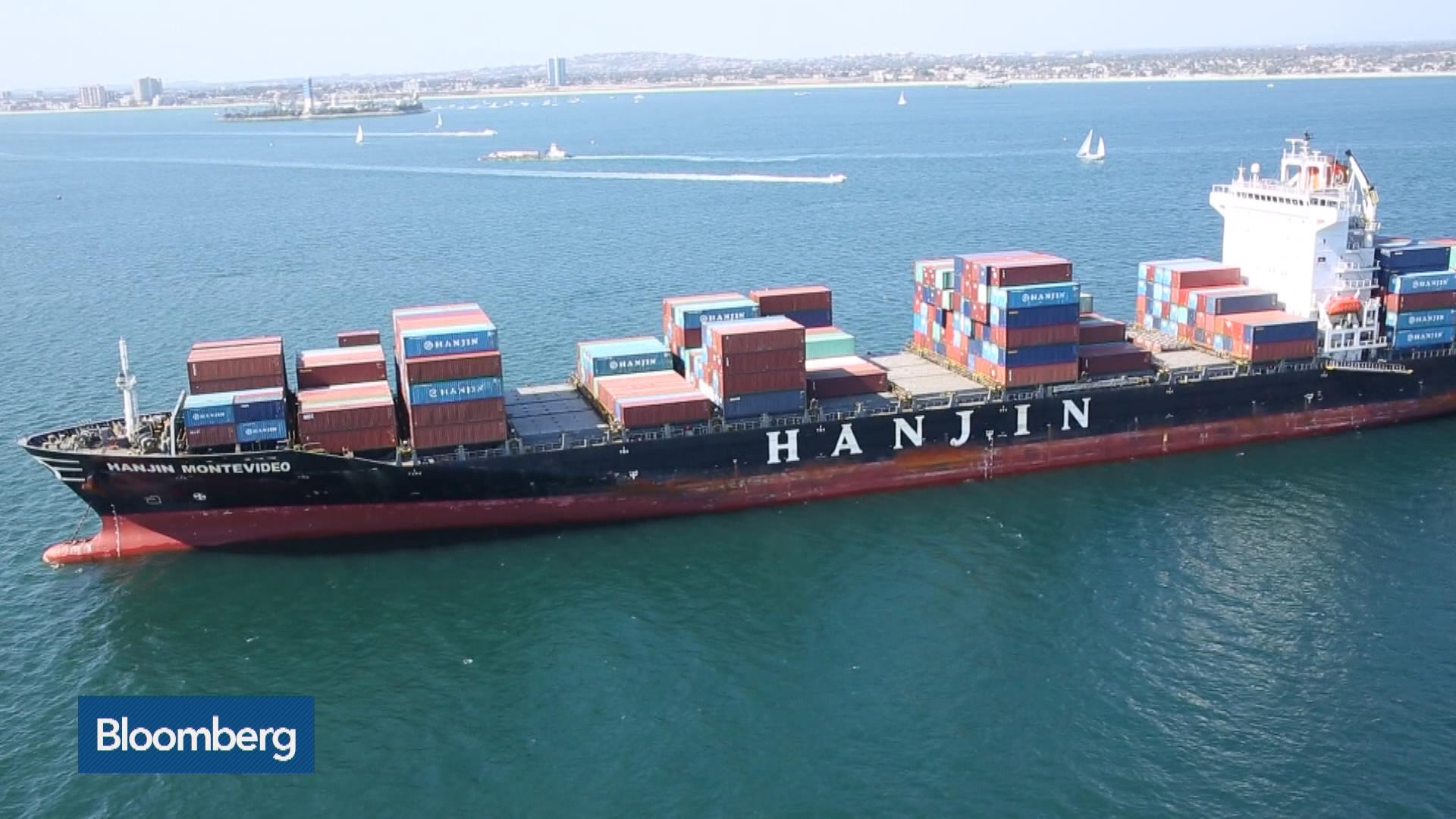shipping industry report