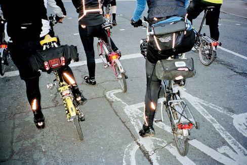The Cult of Brompton Folding Bikes