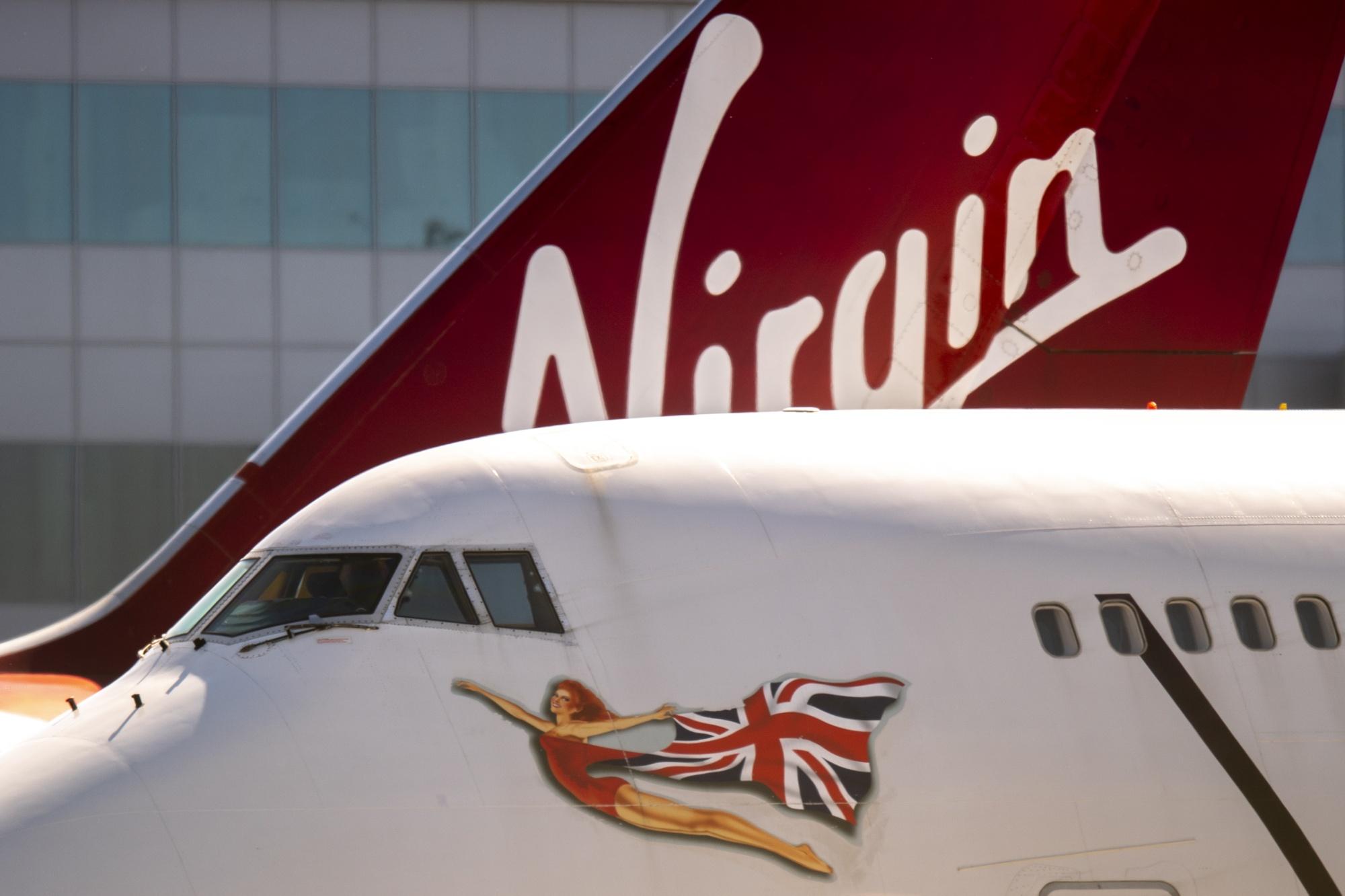 Richard Branson's Virgin Atlantic Favors Hedge Fund for Rescue ...