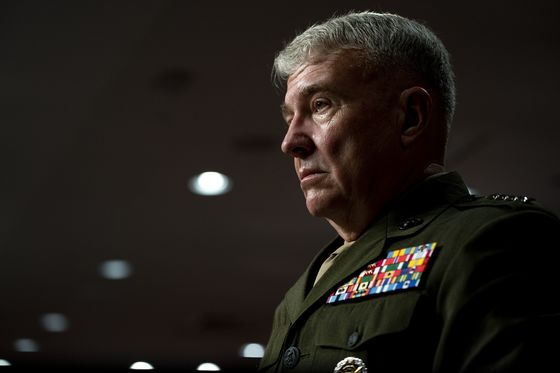 Pentagon Chiefs Aim Rare Jabs at Trump, Biden Over Afghan Collapse