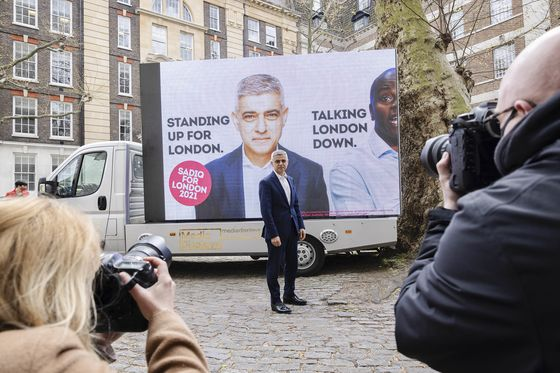 London Mayor Candidates Pitch Business Credentials Ahead of Poll