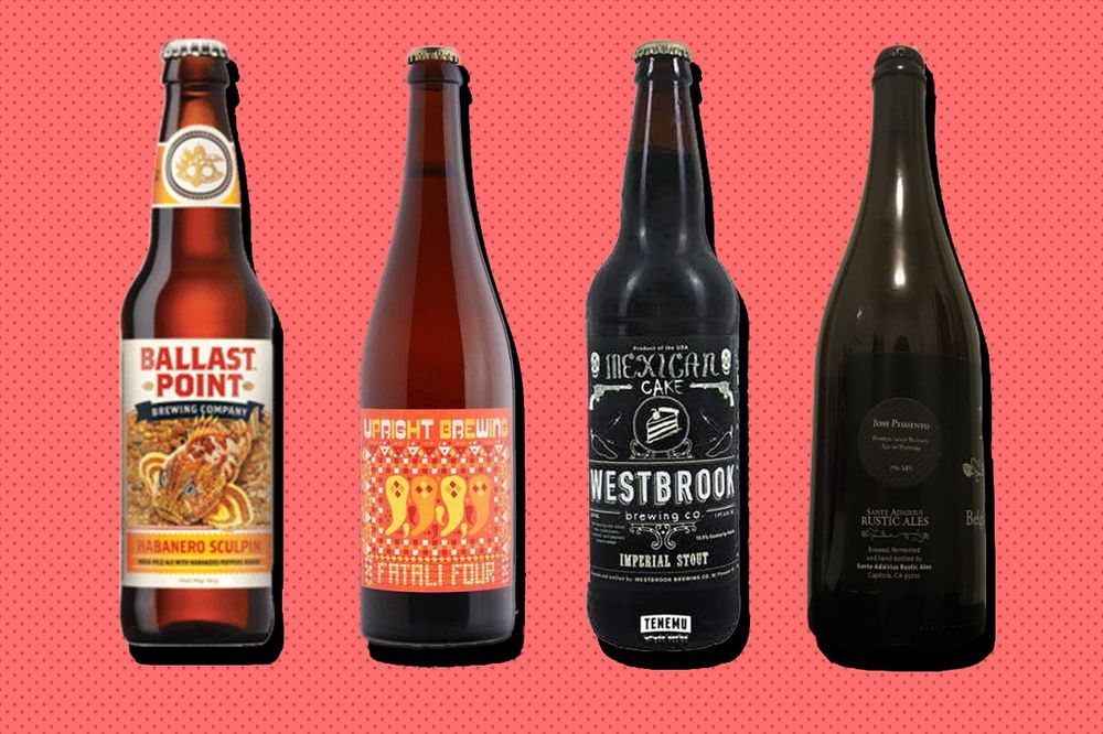Craft Brewing's Hot New Style? Beer Made With Spicy Chili