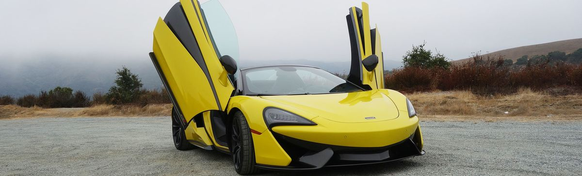 McLaren: We Won't Follow Ferrari, Corvette Into the Electric Future