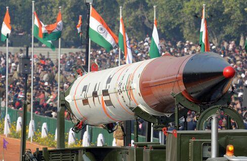 India Test-Fires Longest-Range Missile to Counter Neighbor China