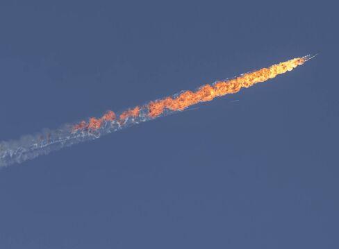 An aircraft goes down in Kizildag region of Turkey's Hatay province