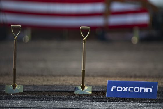 Foxconn Re-Thinking Plans for Wisconsin Factory That Got Record Aid
